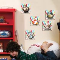 Decor Desing Dekoratif Çocuk Tablo Mtb031