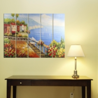 Decor Desing 5 Parçalı Dekoratif Tablo Vsrm026