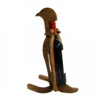 Purupa Ceviz Tekli Kuş Şarap Standı