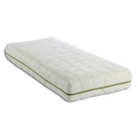 Derman Yatak Tek Kişilik Kumaş Baza + Başlık + Ultra Ortopedik Visco Yaysız Yatak 90x190