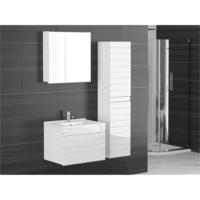 Petek Artes 65 Cm Banyo Dolabı Alt Modül Beyaz