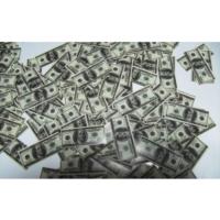 Pratik Dolar Konfeti 30 Cm.