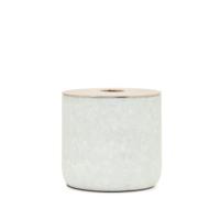 Beymen Home Lifestyle Vıctor Marble Candle Holder W Beyaz Mumluk