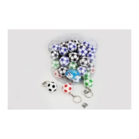 Dolphın Kc-412 Futbol Topu Anahtarlık