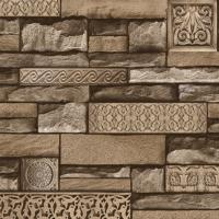 Dekor Harmony 105-C Taş Görünümlü Duvar Kağıdı