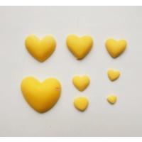 Yıldız Hobi Çoklu Kalpler Silikon Kokulu Taş ve Sabun Kalıbı