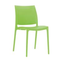 Siesta Contract Maya Sandalye - Tropik Yeşil