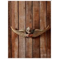 Angels İn Town Free Angel Dekoratif Duvar Süsü