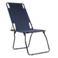 Katlanır Piknik Kamp Sandalyesi - Lacivert