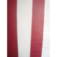 Duvar Kağıtcım Çizgili Kırmızı Duvar Kağıdı