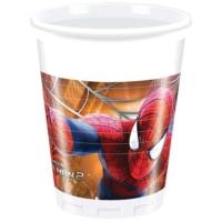 HKostüm The Amazing Spiderman 2 Bardak (8 Adet)