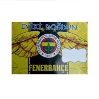 Partypark Fenerbahçe Doğum Günü Afiş