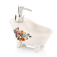 Cemile Çiçek Desenli Sıvı Sabunluk (24)