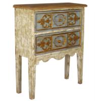 Wenge Home Masif Mango Wood Dresuar 110x96x36 Cm