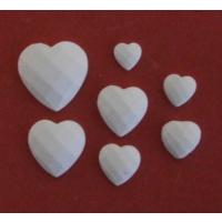 Yıldız Hobi Kristal Çoklu Kalp Silikon Sabun ve Kokulu Taş Kalıbı
