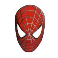 Tahtakale Toptancısı Spiderman Kağıt Maske (6 Adet)