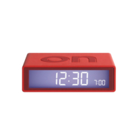Lexon Flip Kırmızı Alarm Saat Lr130R5