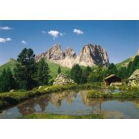 Komar 8-9017 Dolomiten Duvar Posteri