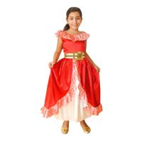 KullanAtMarket Disney Elena Çocuk Kostüm 7-9 Yaş