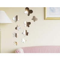 Decor Desing Ay33 Flying Butterfly
