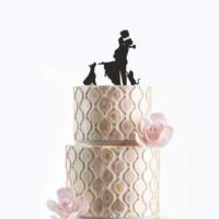 Decor Desing Pasta Üstü Süsü Cake020