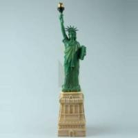 Furkan Store Özgürlük Heykeli Biblo 19 cm