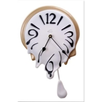Antartidee Damla Sarkaçlı Duvar Saati / Drop Pendulum Clock