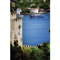 Rengo - İstanbul -Rumeli Hisarı Kanvas Tablo (0117)