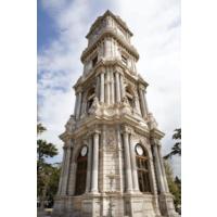Rengo - İstanbul - Dolmabahçe Saat Kulesi Kanvas Tablo (0123)