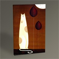 Tablo 360 White Cat Tablo 45X30