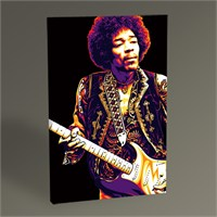 Tablo 360 Jimi Hendrix Tablo 45X30