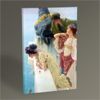 Tablo 360 Sir Lawrence Alma-Tadema A Coign Of Vantage Tablo 45X30