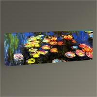 Tablo 360 Claude Monet Nilüferler Tablo 60X20