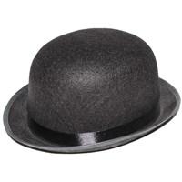Pandoli Siyah Charlie Chaplin Parti Şapkası