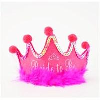 Partisepeti Bride To Be Princess Taç