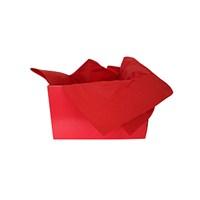 KullanAtMarket Kırmızı Pelür Süs Kağıdı