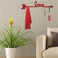 FLY Love Takı Askısı Kırmızı - FLY140001