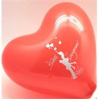 Hilal 50 Adet Seni Seviyorum Yazılı Uçan Balon