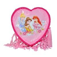 Partisepeti Prenses Kalp Pinyata + Sopası