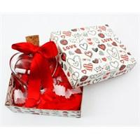 Ayşegül Evleniyor Kalpli Sevgililer Günü Mesaj Şişesi 01