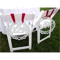 Ayşegül Evleniyor Sandalye Süsü 01