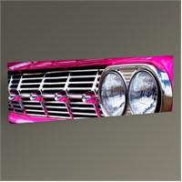Tablo 360 Close Up Of Classical Pink Car Tablo 60X20