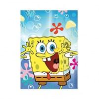 Parti Paketi Sponge Bob Hediye Poşeti