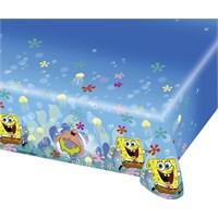 Parti Paketi Sponge Bob Masa Örtüsü