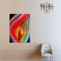 Atlantis Tablo Renklerin Dansı 50X70 Cm