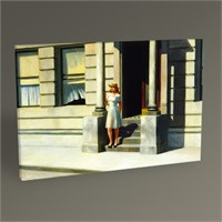 Tablo 360 Edward Hopper Summertime Tablo 45X30