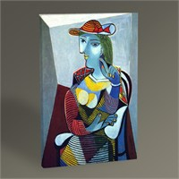 Tablo 360 Pablo Picasso Portrait Of Marie Tablo 45X30