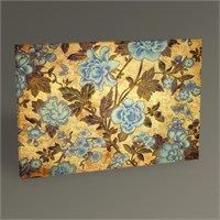 Tablo 360 Decorative Floral Tablo 45X30