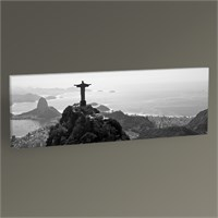 Tablo 360 Rio De Janerio Christo Redento 60X20