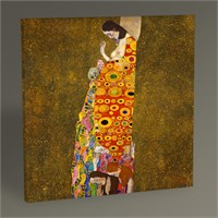 Tablo 360 Gustav Klimt Hope Tablo 30X30